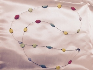 Necklace - beads
