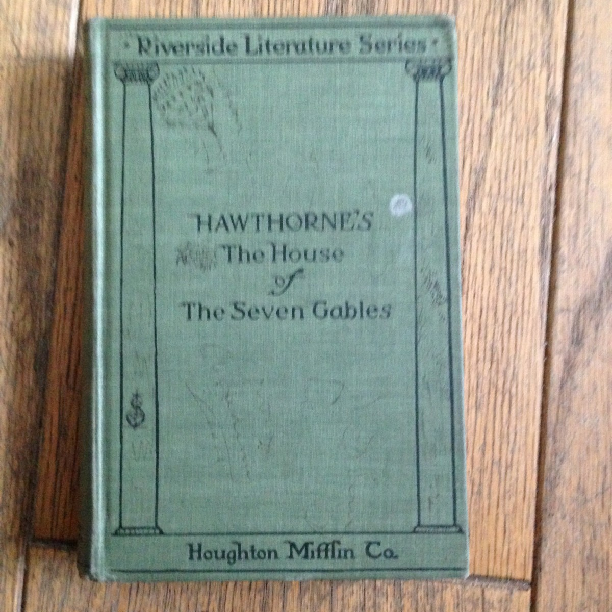 an analysis of trascendentalist views of humanity in the house of seven gables by nathaniel hawthorn