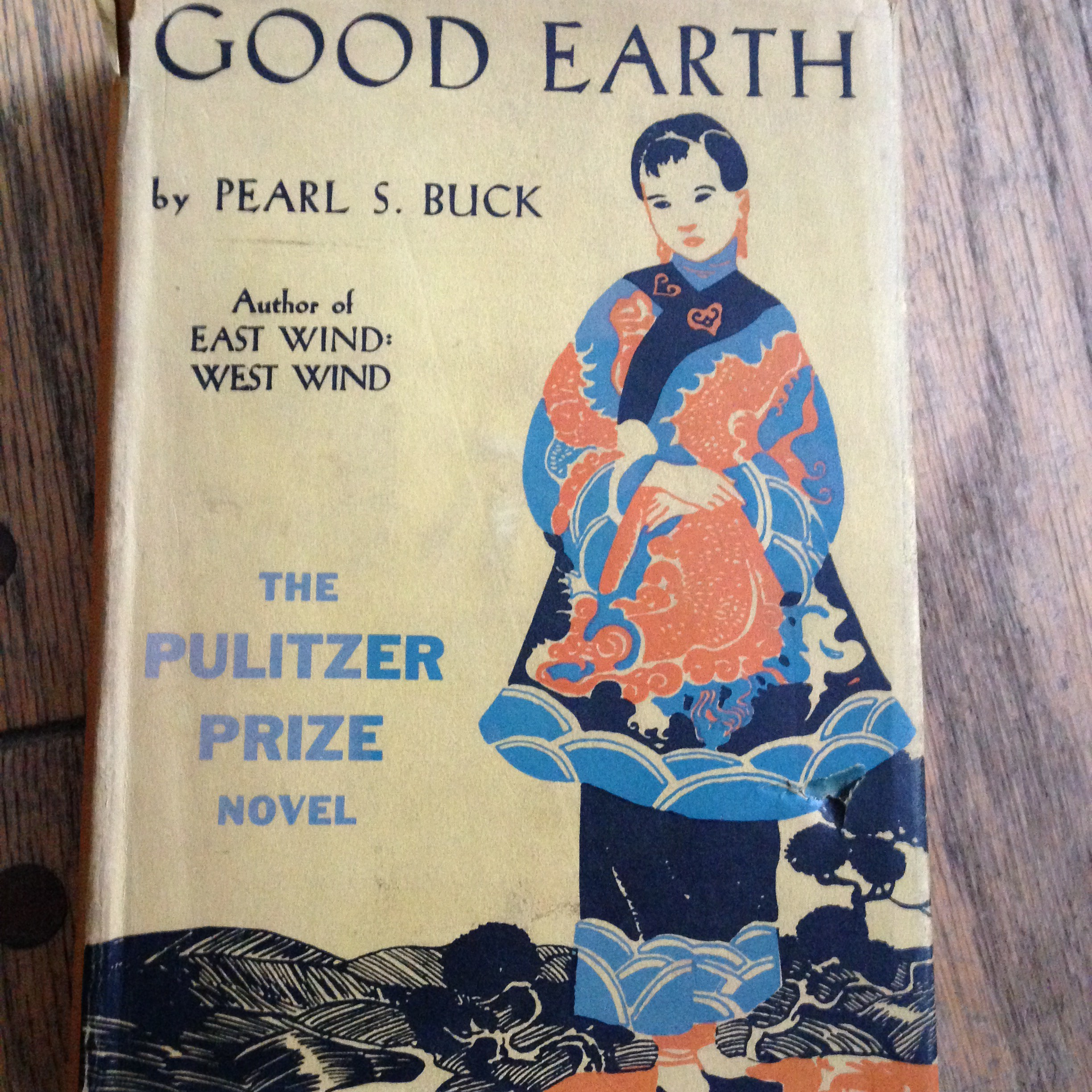 a summary of the book the good earth by pearl s buck