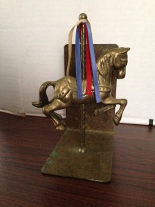 Bookends - Carousel Horses 7