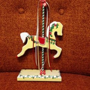 Decorative - Carousel Horse 1