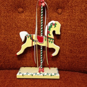 Decorative - Carousel Horse 1