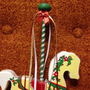 Decorative - Carousel Horse 10