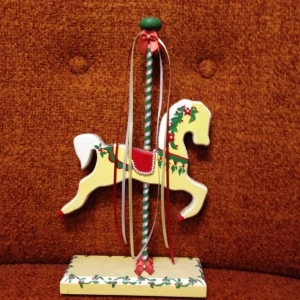 Decorative - Carousel Horse 2
