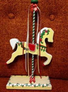 Decorative - Carousel Horse 3