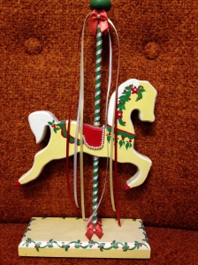 Decorative - Carousel Horse 3