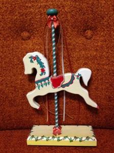 Decorative - Carousel Horse 4