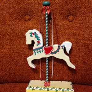 Decorative - Carousel Horse 5