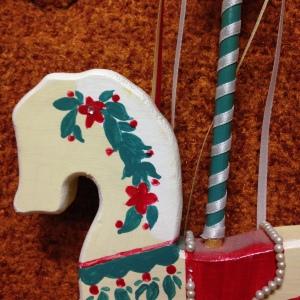 Decorative - Carousel Horse 6