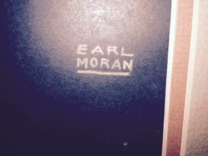Earl Moran Nude 1