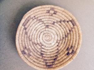 Native American Basket 1