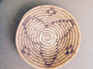 Native American Basket 1