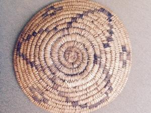 Native American Basket 2