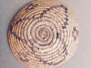 Native American Basket 2