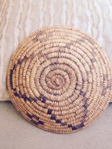 Native American Basket 5