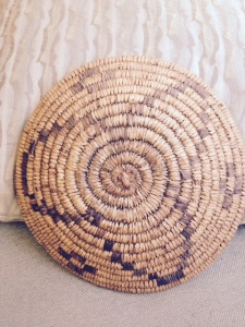 Native American Basket 5