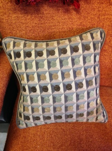 Pillow, Throw - Browns 2