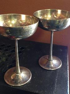 Wine Glasses - E L Delberti 1