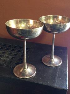 Wine Glasses - E L Delberti 2