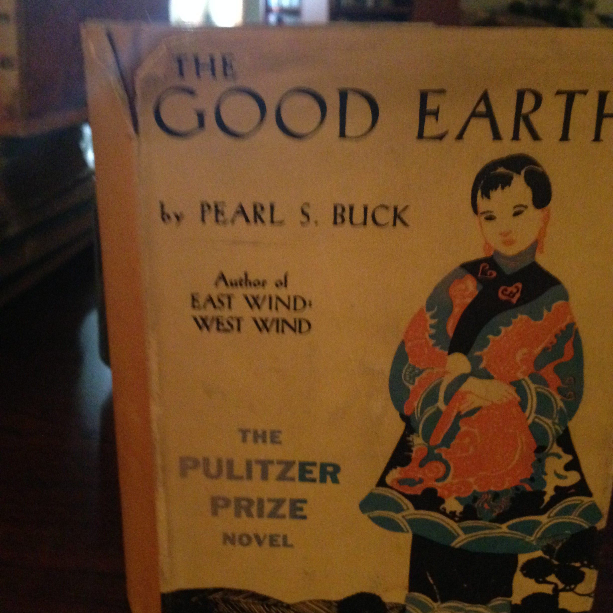 a review of pearl bucks novel the good earth Our reading guide for the good earth by pearl s buck includes a book club discussion guide, book review, plot summary-synopsis and author bio.