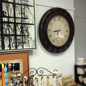 Very Large Clock, Vintage Style