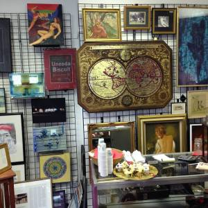 A sample of one of our art walls.