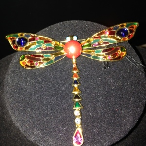 Joan Rivers Dragonfly $40