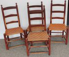 Set of 19th Century Chairs