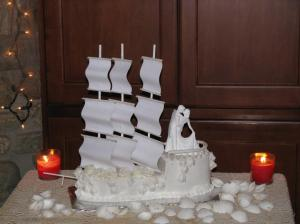Wedding, Our Cake