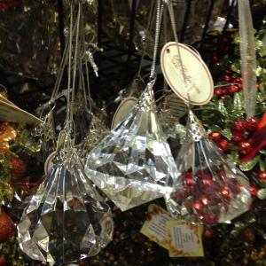 Acrylic Jewel Ornaments