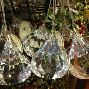 Acrylic Jewel Ornaments