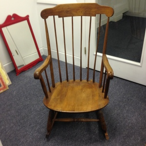 Rocking Chair - Nice, Comfy and Old