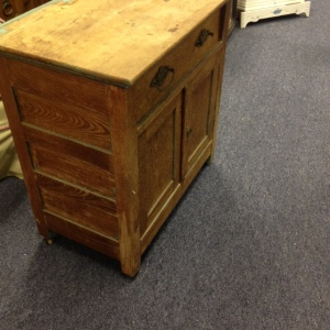Chest, 2 Drawers & Cabinet, 2nd view