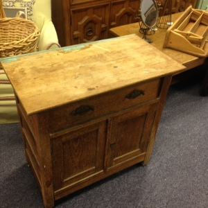Chest, 2 Drawers & Cabinet