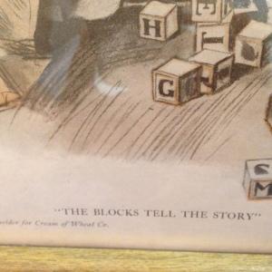 Cream of Wheat - The Blocks Tell the Story 2