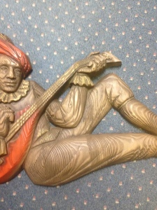 Jester or Lutist detail 2