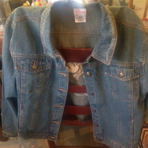 Mickey Jacket Front