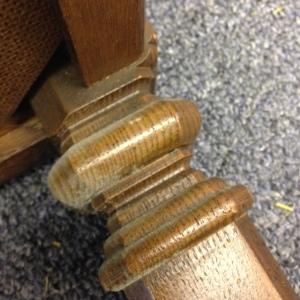 #2 Bench Leg
