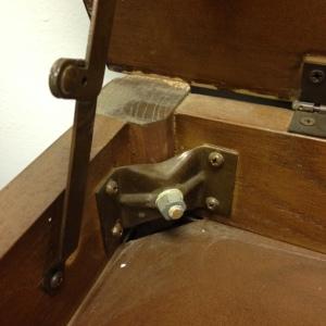 #2 Opening mechanism