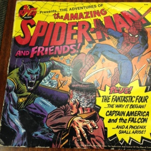 Spider-Man Cover 2