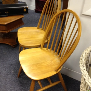 Windsor Chairs - Another View, 2
