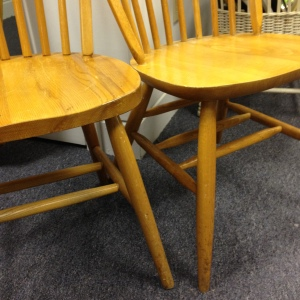 Windsor Chairs - Legs