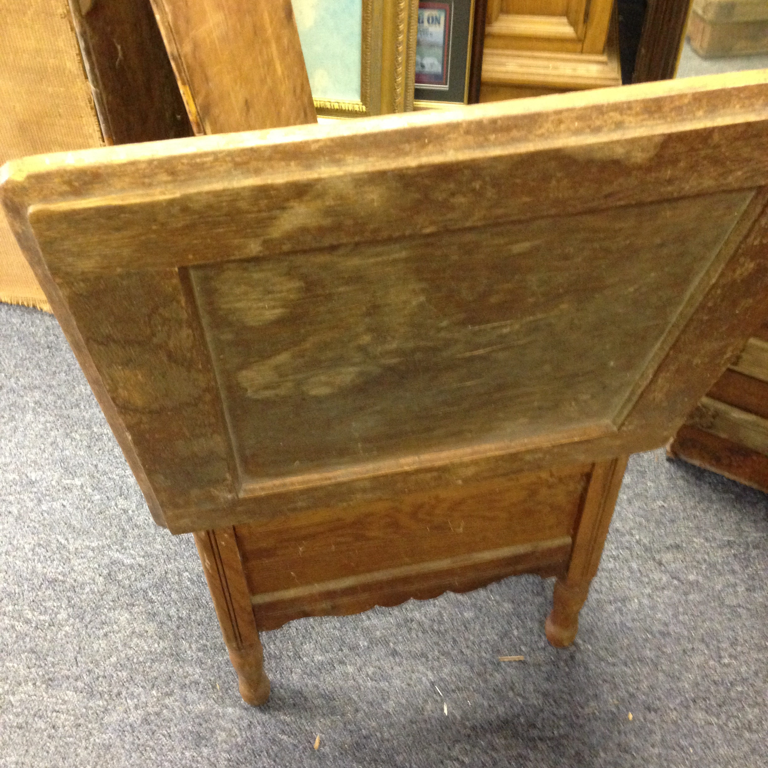 SOLD! Chamber Pot Commode (or Toilet Cabinet) | Heritage Collectibles