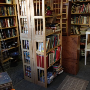 2016 02 07 - Bookcases