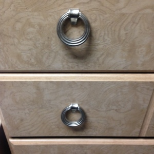 Bedroom Set - Drawer Pulls