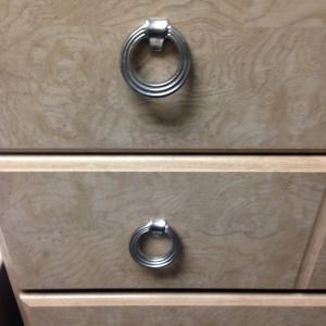 Bedroom Set - Drawer Pulls