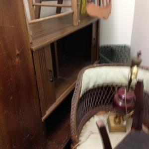 Salvage Closet - misc inventory