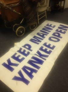Sign - Keep Maine Yankee Open 3