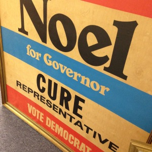 Sign - Noel Governor 2