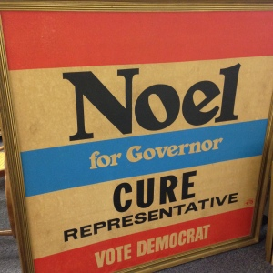Sign - Noel Governor